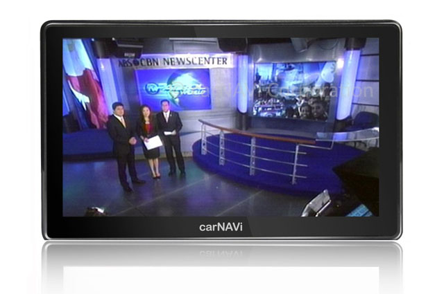 carNAVi PRO TV [refurbished] - Click Image to Close