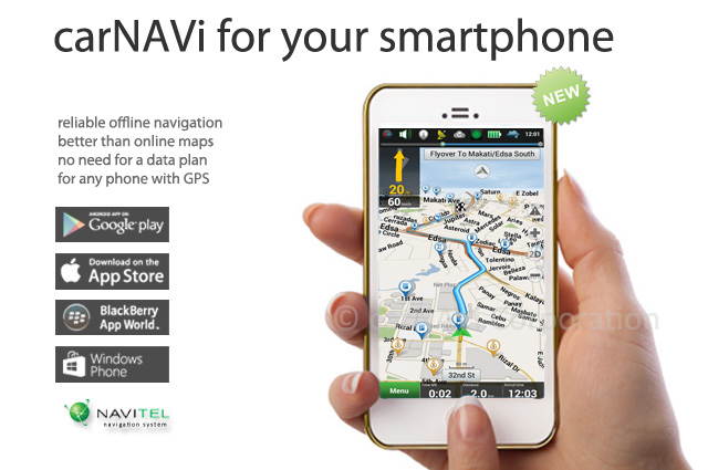 NAVITEL Philippines for Android - Click Image to Close